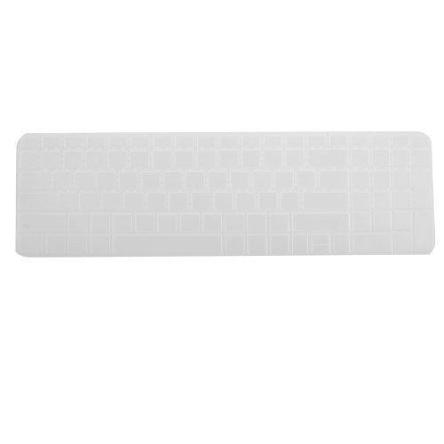 DealMux Clear White Tastatur Schutzabdeckung Film für neue HP Pavilion dv6