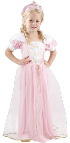 (Fyasa 706036-t00Princess Fancy Dress Kostüm, Klein)