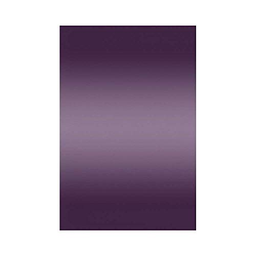 gthytjhv Ombre Hollywood Theater Inspired Digital Purple Colored Modern Design Room Decorations Artwork Purple House Garden Family Event Decoration