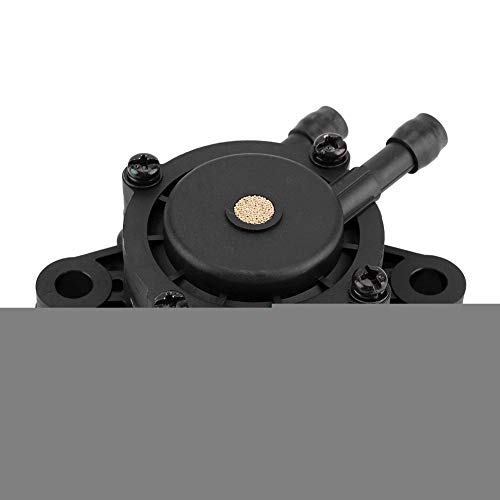 Acouto Fuel Pump, Fuel Oil Pump for Mikuni Briggs & Stratton Black