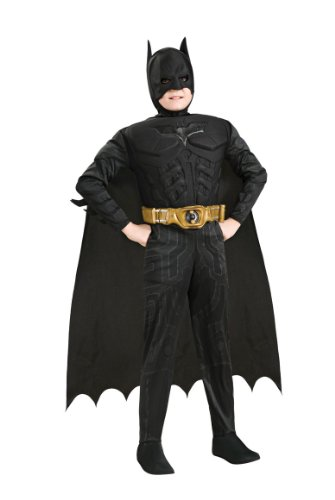 Batman The Dark Knight Kinder Kostüm Gr. 8 bis 10 ()