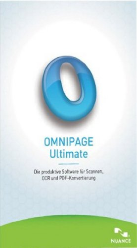 Omnipage Ultimate Standard (Download) - Nuance Software-download