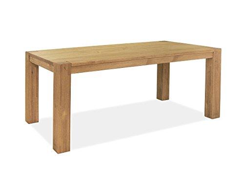Esstisch ,,Rio Bonito, - Pinie Massivholz - geölt und gewachst - Tisch Farbton Honig hell