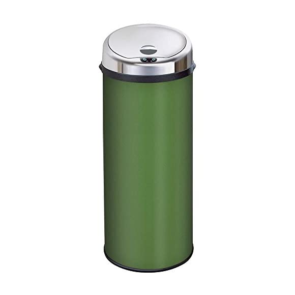 Inmotion 50L Green Automatic Sensor Kitchen Bin