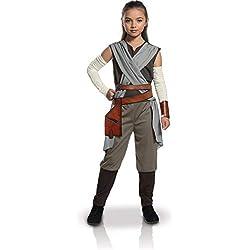 Rubies 's oficial de Star Wars la última Jedi rey disfraz infantil, tamaño mediano 5–7años altura 132cm