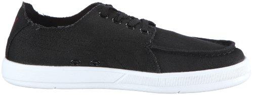 Puma MoccLite 353989 Unisex - Erwachsene Sneaker Schwarz (black-ribbon red 01)