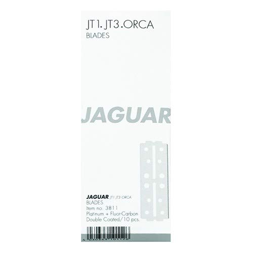 5 cuchillas para afeitadora Jt1.