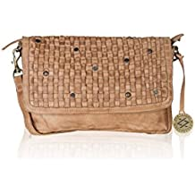 KOMPANERO Cognac Ladies Sling bag