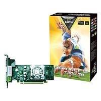 XFX NVIDIA PV-T72G-WHNG 7300GS PCI Express Grafikkarte