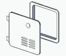 Girard Prod 2GWH9 Water Heater Control Panel