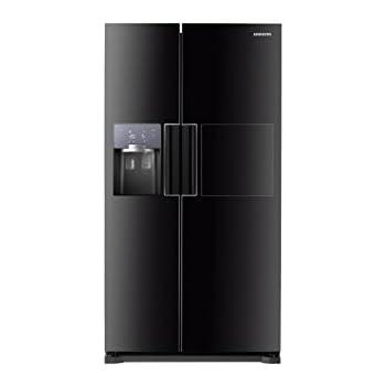 Samsung RS7687FHCBC - frigos américains (Autonome, Noir, Américain, A+, LED, SN-T)