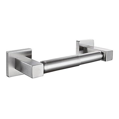 KES SUS304 Stainless Steel Bathroom Toilet Paper Holder and Dispenser