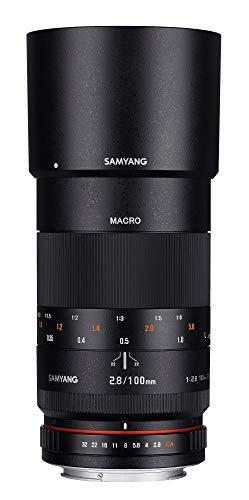 Samyang 100mm F2.8 Objektiv Sony E
