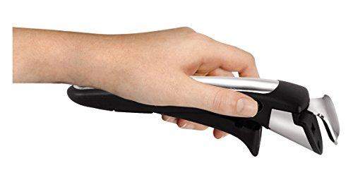 tefal l99380 ingenio 5 premium griff mit edelstahleinlage abnehmbarer griff kunststoff schwarz. Black Bedroom Furniture Sets. Home Design Ideas