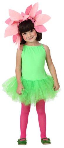 ATOSA 8422259169215 - Verkleidung Tänzerin, Mädchen, Größe: 104, grün