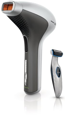 Philips IPL Haarentfernungssystem Lumea for Men (inklusive Bodygroom) TT3003/11, 7 Watt