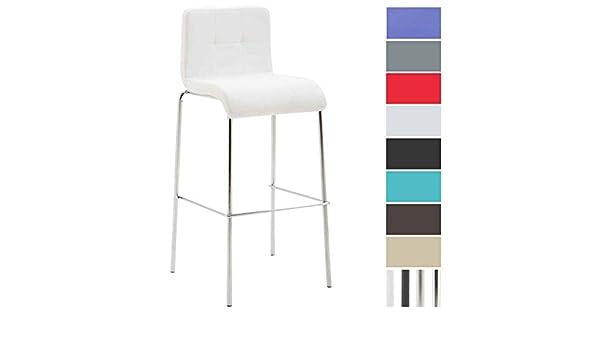 Clp sgabello bar kado impilabile sedia cucina imbottita e