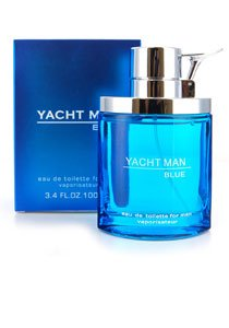 Antonio Puig - Yacht Man Blue