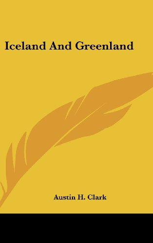 Iceland and Greenland