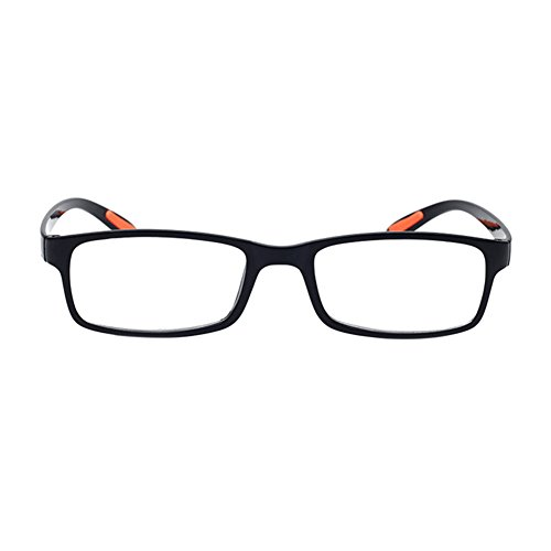 Meijunter Fashion ultra-light Rahmen Kunststoff Lesebrille +1.0 to +4.0 -