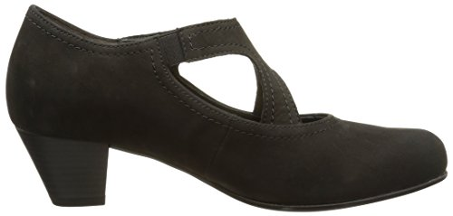 Gabor Shoes - Comfort Basic 36.149, Pumps da donna Nero (Schwarz (schwarz 47))