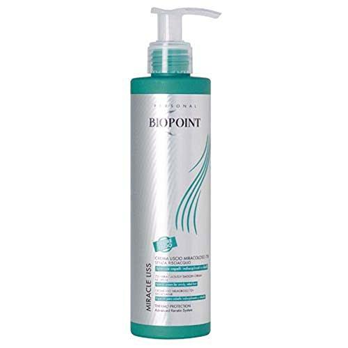 Biopoint Crema per Capelli della Linea Miracle Liss - 200 ml