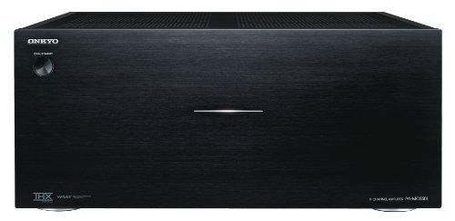 Onkyo PA-MC5501 9-Kanal Endstufe (THX Ultra2, 220 Watt/Kanal, XLR Bi-Amping) schwarz