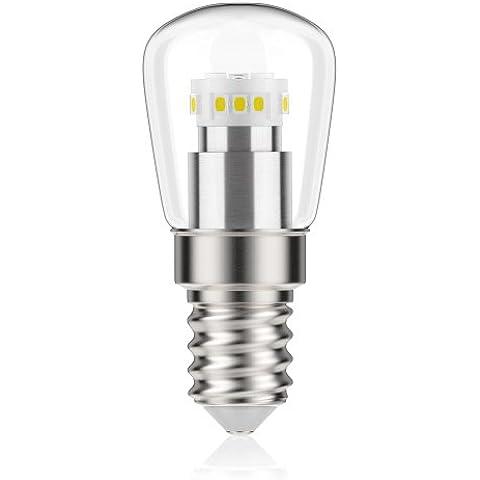parlat E14 LED Lampadina T26 2W =11W 100lm 280° bianca