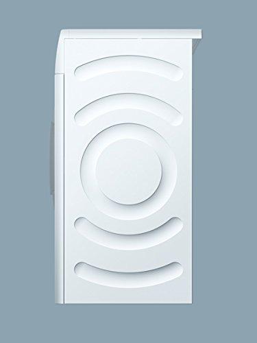 Siemens WS12T440 iQ500 Waschmaschine FL / A+++ / 119 kWh/Jahr / 1175 UpM / 6,5 kg / 8800 l/Jahr / VarioSoft Trommelsystem /WaterPerfect / weiß - 4