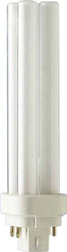 Leuchtmittel 3 Sockel G24q (PL-C 26 Watt 830 warmweiß 4P G24q-3 - Philips)