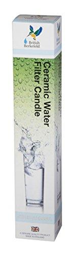 Preisvergleich Produktbild British Berkefeld Super Sterasyl Keramik Trinkwasser Filter Kartusche Kerze ¦ 17,8cm ¦ für Gravity Filter ¦ w9121207