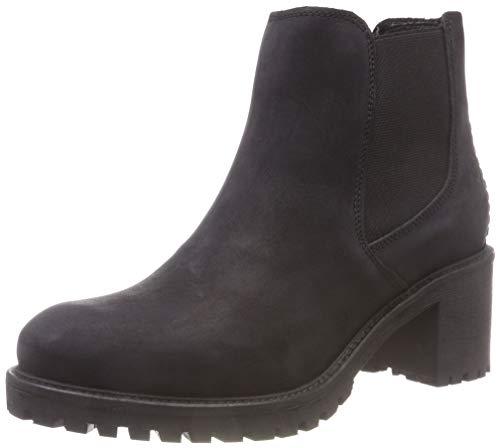 Tamaris Damen 25447-21 Chelsea Boots, Schwarz (Black 1), 39 EU