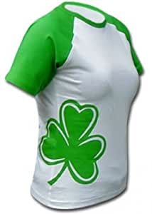 Irland Ladies Fitted T-Shirt