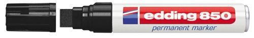 Edding 4-850001 Permanentmarker 850, nachfüllbar, 5 - 16 mm, schwarz