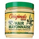 Best Hair Mayonnaises - Africas Best Organics Hair Mayonnaise, 15 Oz Pack Review
