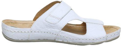 Dr. Brinkmann 700670 Damen Pantoletten Weiß (Weiß)