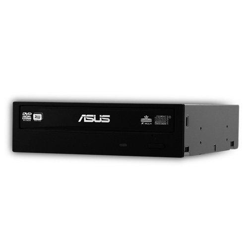 ASUS DRW-24B3ST-Optisches Laufwerk (schwarz, senkrecht/Horizontal, DVD ± R/RW, SATA, 1,5MB, 48x) (Optisches Laufwerk Drw)