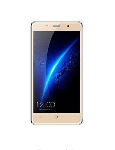 [Lacaca Store]LEAGOO M5 3G 5 '' HD 1280 * 720 pixel smartphone sbloccato 2GB 16GB WCDMA Android 6.0 Quad Core 2-SIM TOUCH ID(Oro)