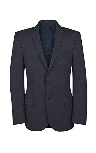 GREIFF - Pantalon de costume - Manches Longues - Homme Noir