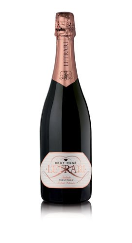 Letrari brut rose' - 3 bottiglie da 750 ml