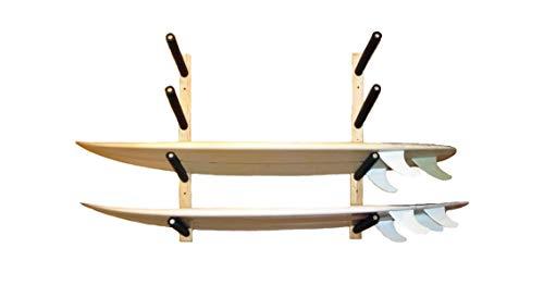 Holz Surfboard Rack - Lagerung