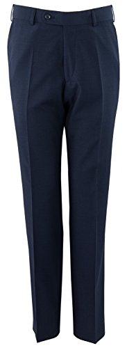 Michaelax-Fashion-Trade -  Pantaloni da abito  - straight - Basic - Uomo Blau (30)