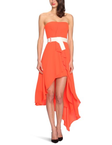 bcbg-max-azria-vestito-donna-arancione-orange-orangeglow-42-it-l