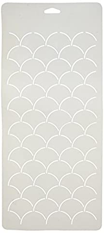 Sten Source 8 x 18-inch Overall C.L. Design Quilt Stencils