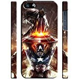Captain America: Civil War Characters for Cover iPhone 5 5s SE Hard Case Cover [war30] M1O4XF