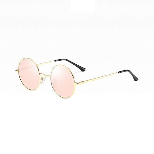 PFMY.DG Sonnenbrille Vintage Sonnenbrille im angesagte mit,Brillen Trends 2019,Pink
