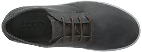 Ecco  Gary, Derby homme Gris (MOONLESS01532)