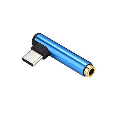 BULAGE USB 3.1 Typ C auf 3,5 mm Kopfhöreranschluss Adapter für Xiaomi 6 8 Note3 Huawei Mate10 (Note3-kopfhöreranschluss)
