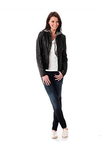 Oakwood 62317, Blouson Femme Noir