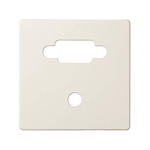 SIMON 8200091-031-Platte für Anschluss VGA + Klinke -
